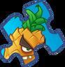 Pineapple Puzzle Piece