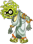 Another HD Zombie Medusa