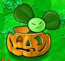Blover pumpkin