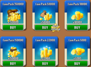 Coins Store New