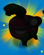 Rescue Radish silhouette