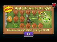 Split Pea Pro-Tip (Vasebreaker)
