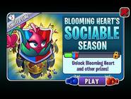 Blooming Heart's Sociable Season