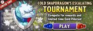 Cold snapdragontournament