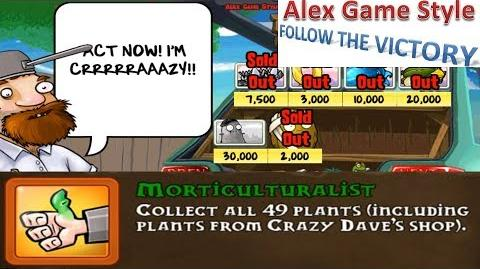 Plants vs. Zombies - Achievement - Morticulturalist (Android Gameplay HD) Ep