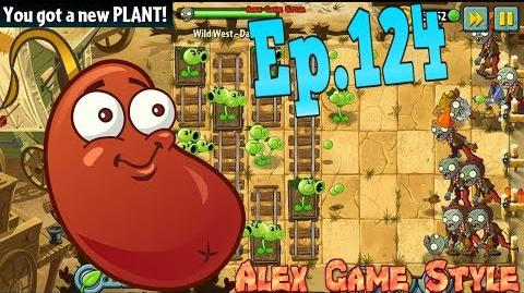 Plants vs. Zombies 2 Got a new Plant Chili Bean Wild West Day 4 (Ep