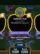 SunflowerSeedStat