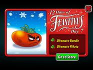 12 Days of Feastivus 2020 Day 7 Ultomato