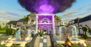 PvZGW- CDMansion Take over by Zombies