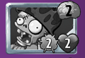 Grayed Out Swashbuckler Zombie