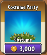 Spikeweed Costume Party