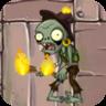 Torch Juggler Zombie