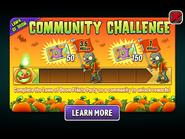 Community Challenge - Lawn of Doom Piñata Party 2018