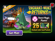 Enchant-mint Returns Ad