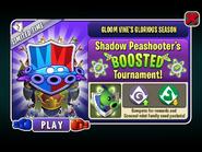 Gloom Vine's Glorious Season - Shadow Peashooter's BOOSTED Tournament