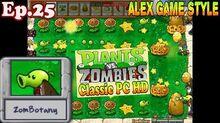 Plants vs. Zombies - ZomBotany Mini-Games - Classic PC HD (Ep