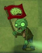 Faint flag zombie