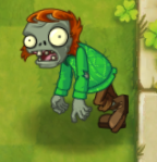 Luck O' Zombie In-Game