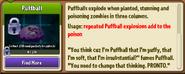 Puffball Almanac Entry 2
