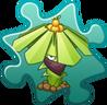 Tupistra Stalker Costume Puzzle Piece