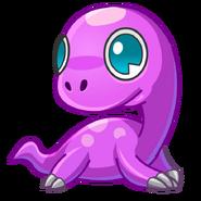 Baby Brontosaurus HD