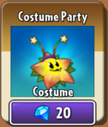 Costume Party Starfruit