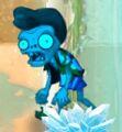 Frozen Pompadour Zombie
