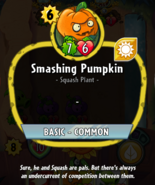 Smashing Pumpkin description