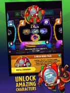 App Store Screenshots Heroes 5