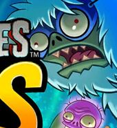 Brain Freeze on title screen