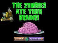 Halloween Gargantuar Eating