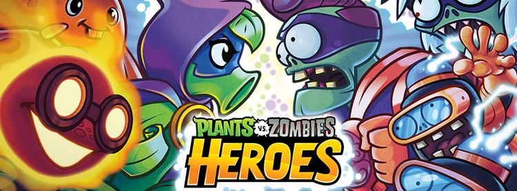 Расліны супраць Зомбі: Героі
