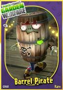 Barrel Pirate hd