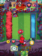 Red stinger in pvzheroes