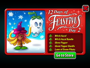 12 Days of Feastivus 2019 Day 2 Ghost Pepper & Witch Hazel