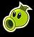 Peashooter GW2 Icon