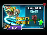 Penny's Pursuit Olive Pit