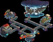 Sky City World Map