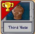 Third vase