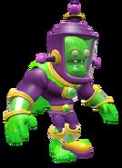 Toxic brainz render