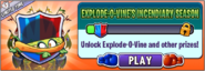 Explode-o-Vine's Incendiary Season