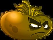 Golden Ultomato Avatar Texture