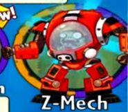 Receiving Z-Mech