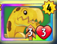 Bananasaurusrexcard