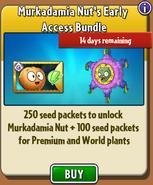 Murkadamia Nut's Early Access Bundle