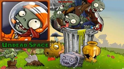 Plants vs. Zombies - Achievement - Undead Space (Android Gameplay HD) Ep