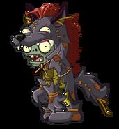 HD Wolf Zombie