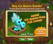 Ice Queen ad