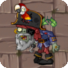 Pirate Captain Zombie (PvZ: AS)