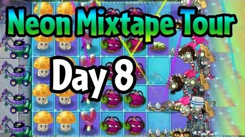 Plants vs Zombies 2 - Neon Mixtape Tour Day 8 (Beta) Phat Beet costume